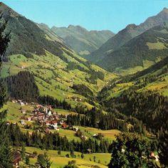 traveling places Alpbach Austria