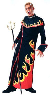 Inferno Devil Costume