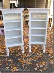 Re-Scaped china cabinet