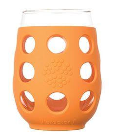 Lifefactory 11 oz. White Wine Glasses, Small, Orange, (Pack of 2) Lifefactory http://www.amazon.com/dp/B00T10FZLE/ref=cm_sw_r_pi_dp_WvURwb0HYD4JB