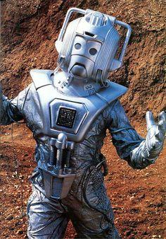 Sometimes Cybermen just need a hug.
