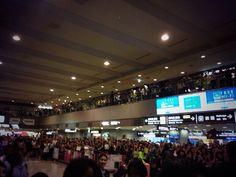 Swifties in NRT airport