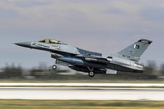 F-16A Fighting Falcon, 85728, Pakistan Air Force | by www.frontlineaviation.co.uk