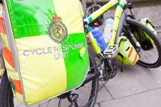 "A cruel thief made off with a paramedic's bicycle while they treated a woman after she fell ill in the City. The specialist bike, equipped with life-saving kit, was taken from Minories, near Aldgate, the London Ambulance Service said. Cycle response unit manager Tom Lynch said: ""It's shocking that someone would steal from a paramedic who was busy treating a patient.  ""This causes a lot of disruption to our service as there was a delay before they were able to get back out on-duty."