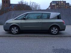 Renault Avantime à Hambourg  - grâce à Senad
