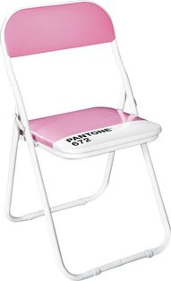 Seletti Pantone Metal Folding Chair | 2Modern Furniture & Lighting