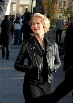 Dear Stylist, I love Helen Mirren's style…