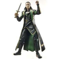 [Thor: The Dark World: Action Figures: Loki (Product Image)]