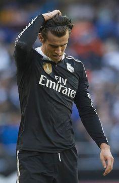 Malestar en el Madrid por el egoísmo de Bale en Mestalla, (Photo by Manuel Queimadelos Alonso/Getty Images)