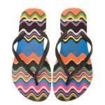 Love or Hate: Missoni for Havaianas multi-coloured flip flops