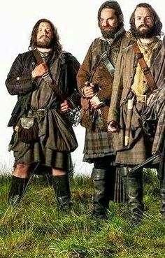 Three Highlanders