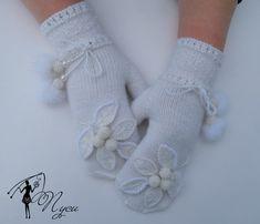 Варежки. На заметку вязальщицам.. Обсуждение на LiveInternet - Российский Сервис Онлайн-Дневников Crochet Gloves, Knit Crochet, Mittens Pattern, Mitten Gloves, Rubrics, Couture, Pretty Outfits, Fingerless Gloves, Arm Warmers