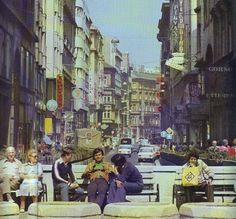 Old Pictures, Old Photos, Budapest Hungary, Aesthetic Vintage, Historical Photos, Latina, Street View, History, World
