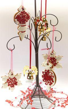 Sweet Kingdom: Christmas cookies for school/ Коледни сладки за училище