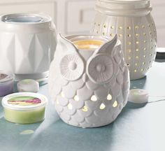 Owl you need is love. NEW from Scenterpiece, available online only by clicking the photo