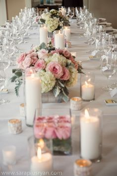 lovely pink roses - photography Sara + Ryan