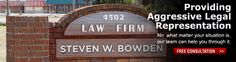 Pensacola Lawyer for Military Divorce, Bankruptcy & More | The Law Firm of Steven W. Bowden