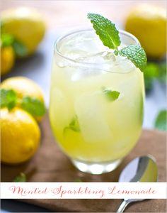 LEMONADE DRINK TO SERVE