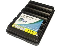 Yaesu VX170 Battery  Replacement for Yaesu FNB83 TwoWay Radio Battery 1600mAh 72V NIMH >>> Continue to the product at the image link.
