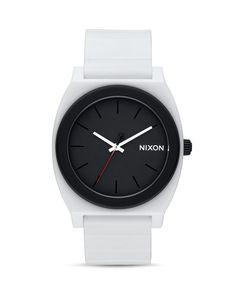 Nixon Time Teller P Star Wars Stormtrooper White Watch, 40mm