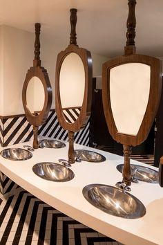 Parq Restaurant & Nightclub, Davis Ink - Restaurant & Bar Design