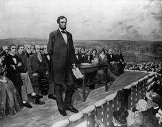 Fletcher+Ransom+-+Lincoln+at+Gettysburg.jpg (1600×1256)