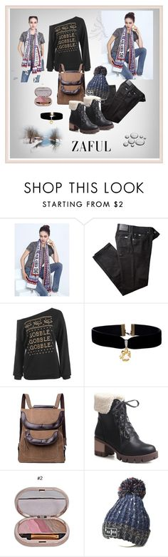 """""""Zaful 7"""" by rose-99 ❤ liked on Polyvore featuring BRAX"""