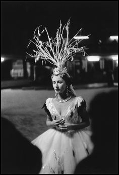 Bal d'Hiver, Paris, 1955. Photo: Inge Morath. S)