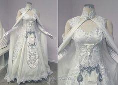 A Zelda wedding dress | DailyFailCentral