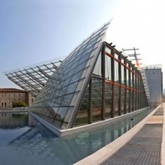MuSe Museum by Renzo Piano  Building Workshop És increible!