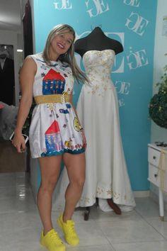 Summer Dresses, Style, Fashion, Swag, Moda, Summer Sundresses, Fashion Styles, Fashion Illustrations, Summer Clothing