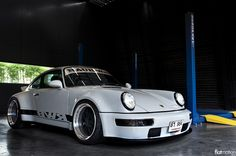WANT. Really really want one of these. RWB 964 Porsche | Autohaus