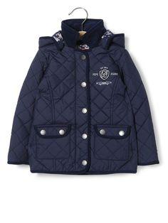 Pepe Jeans Куртка, темно-синий