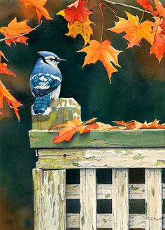"Susan Bourdet - ""Autumn Splendor"""