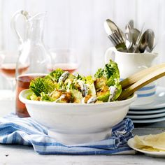 Create everyone's favourite salad - it's so easy