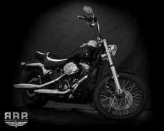 Harley Davidson Softail FX - Nós fotografamos a sua moto. • We shoot your bike.