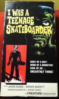 Skateboard zombies !!!