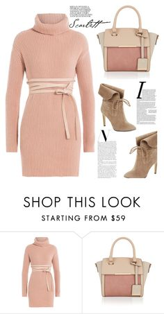 """I lost my mind trying to understand yours"" by anilia ❤ liked on Polyvore featuring Valentino, Accessorize and 424 Fifth"
