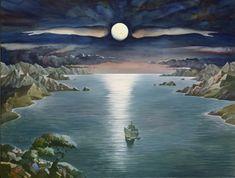 « Magellan's Voyage » | Vladimir Kush