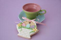 Easter Basket Cookie