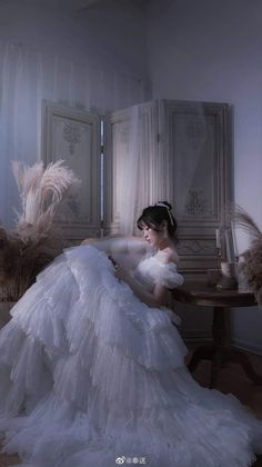 Elegant Dresses, Pretty Dresses, Vintage Dresses, Beautiful Dresses, Ball Dresses, Ball Gowns, Flower Girl Dresses, Classy Aesthetic, Aesthetic Girl