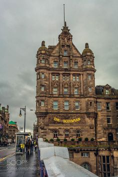 The Scotsman . Edinburgh, Scotland