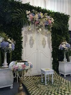 Siraman & Midodareni - Tradisional Jawa by Charissa Event & Wedding Decoration - 012