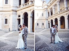Enchanting Rome Elopement by Rochelle Cheever