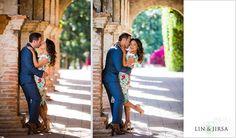 Orange County Engagement   Raquel & Mark