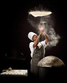 Photographer JIGNESH JHAVERI Making Roomal Naan Toss ONE EYELAND
