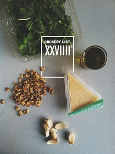 Grocery List XVIIII // Wit & Vinegar