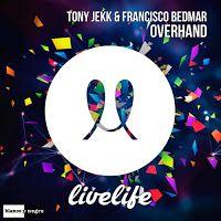 "RADIO   CORAZÓN  MUSICAL  TV: TONY JEKK & FRANCISCO BEDMAR: ""OVERHAND"" [DANCE-MU..."