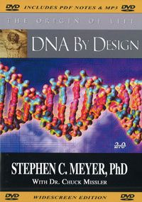 The foundations of scientific materialism are in the process of crumbling. Philosopher of science Stephen C. Meyer shows how the digital code in DNA points powerfully to a designing intelligence behind the origin of life.    Unlike previous arguments for intelligent design, DNA By Design presents a radical and comprehensive new case, revealing evidence not merely of individual features of biological complexity but rather of a fundamental constituent of the universe: information.