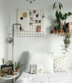 26 Gorgeous Bedrooms That Inspire You to Redecorate * aux-pays-des-fleu. - Home Interior - Summer Bedroom, Aesthetic Bedroom, Dream Rooms, My New Room, House Rooms, Hygge, Bedroom Decor, Bedroom Ideas, Bedroom Inspo